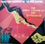 "7"" EP✦THE SPACE COSSACKS / THE HYPNOMEN✦ ""From The Shadows Of The Evil Empire""♫"